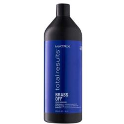 Matrix TR Brass Off Szampon do blondu 1L