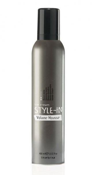 Inebrya STYLE-IN Volume Mousse 400 ml