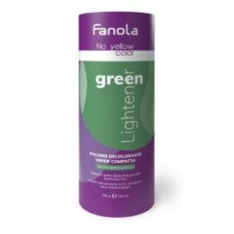 Fanola No Yellow Green rozjaśniacz 7 tonów 450gr